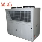 Box type condensing unit with V type condenser