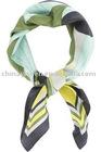 100% silk fashion scarf