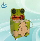 Beat frog amusement game