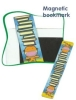 magnetic bookmark,pvc magnetic bookmark