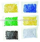 Colour Round Plastic Bead