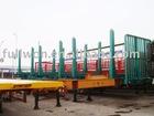 3 Axle Logging Transport Semi Trailer