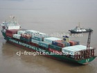 bulk ship sea shipping services from guangzhou shenzhen shanghai yiwu china to Sri Lanka/Uruguay