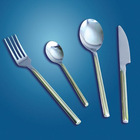 Gold Polished Flatware Sets