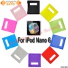 Silicon Case for iPod Nano 6 6th