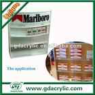 cigarette box paper