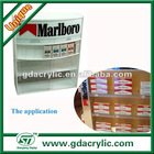 cigarette box paper