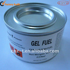 Canned chafing dish fuel (200g gel fuel) ethanol