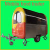 fast food mobile kitchen trailer 0086 13676916563