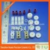 Industrial insulation electric alumina ceramic parts