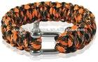 2012 fashion adjustable paracord bracelet 550paracord wholesale