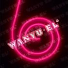 Pink EL wire/EL cable/Neon wire