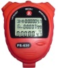 Digital sports stopwatch with timer
