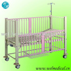 WM421 alibaba hospital baby cot