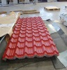 steel tile sheet