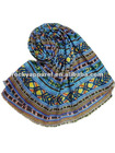 geometry pattern latest new design scarf polyester 2012