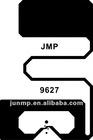 UHF Alien 9627 ISO 18000-6C 860-960MHz dry rfid inlay