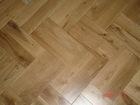 Solid Oak fishbone Floor