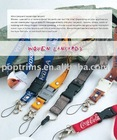 Promotive neck lanyards with custom logo