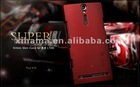 wholesale cheap soft tpu mobile phone case for xperia s LT26i