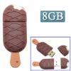 Ice-cream Style Plug and Play USB Flash Disk 8G 16G 32G
