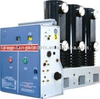 VS1/R-12 Series of Indoor High Voltage Vacuum Circuit Breaker With Lateral Operating Mechanism