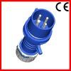 16A/3P+E/9H/220~250V/IP44 Industrial Plug