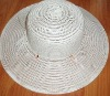lady pp braid hat