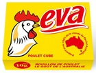 EVA chicken stock cube