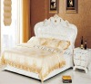 Luxury Leather Soft Bed D3109