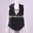 lamb hair fur vests custom-made High-end fashion 2012-2013