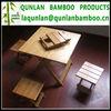 Bamboo furniture, bamboo table, folding computer desk