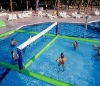inflatable Volleyball games,Water volleyball game