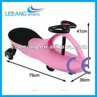 Baby toys twist roller ride on plasma car in exact measurement