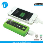 5600mah emergency travel power bank charger for mobile phones