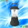 dual light led camping lantern&spotlight