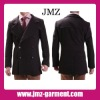 100% wool coat for men