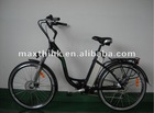 hub motor electric bicycle for front rear wheel