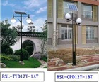 24W solar garden light