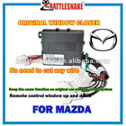 1 minute installation Original Mazda car window closer