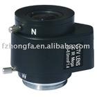Mega-pixel CCTV lens
