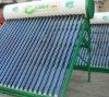 Unpressurized Stainless Steel Solar Water Heater