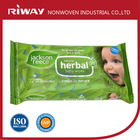 Natural Plant and Herbal Wet Wipe