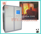 Induction Equipment for preheating of forging