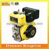 406 cc Air Cooled 4 Stroke One Cylinder Diesel Engine