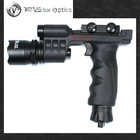 Vector Optics Cobra Tactical Handle Fore Grip Flashlight Green Laser Combo Sight