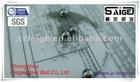 4.5mm chrome bearing steel ball bicyle steel ball 1.588mm~7.938mm