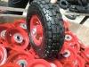 """10"""" trolly air wheel 3.50-4"""