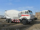 North Benz 6*4 concrete mixing truck