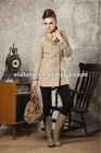 promotional new design lady winter coat